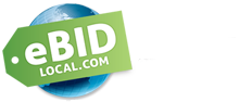 Ebid Logo and Tagline